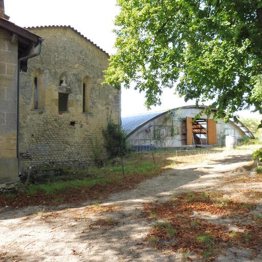 Site de la villa gallo-romaine de Loupiac-33