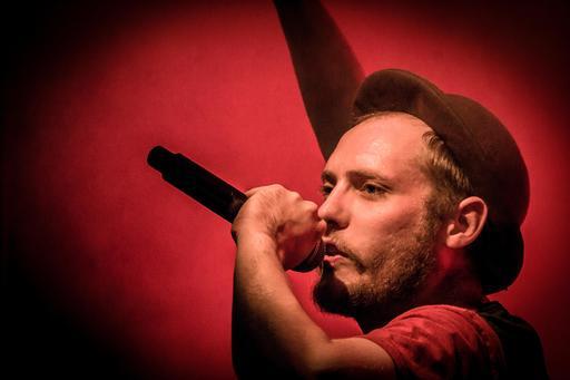 Skankaya à Brest pour la Fête de la musique 2016