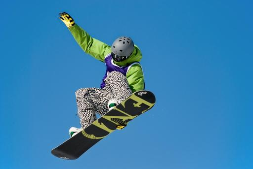 Snowboard au Québec