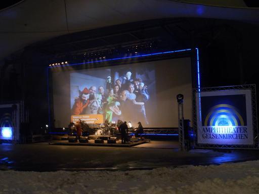 Spectacle du théâtre de Kasperle