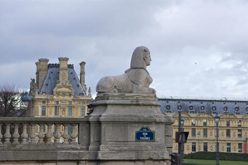 Sphinge des Tuileries