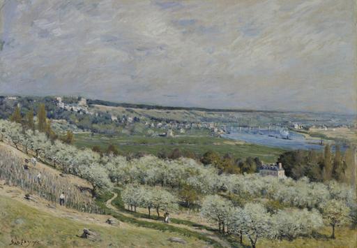 St Germain en Laye au printemps