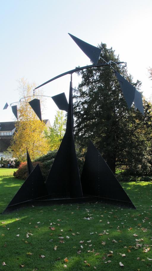 Stabile de Calder près de Bâle
