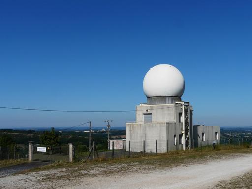 Station météorologique de Grèzes en Dordogne