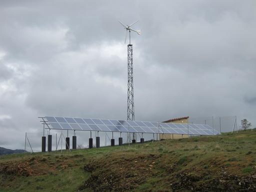 Station photovoltaïque de Boedo de Castrejón