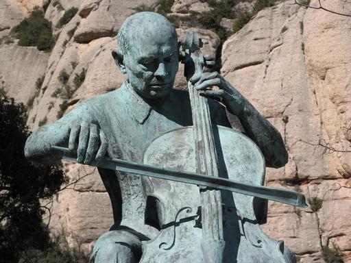 Statue de Pablo Casals