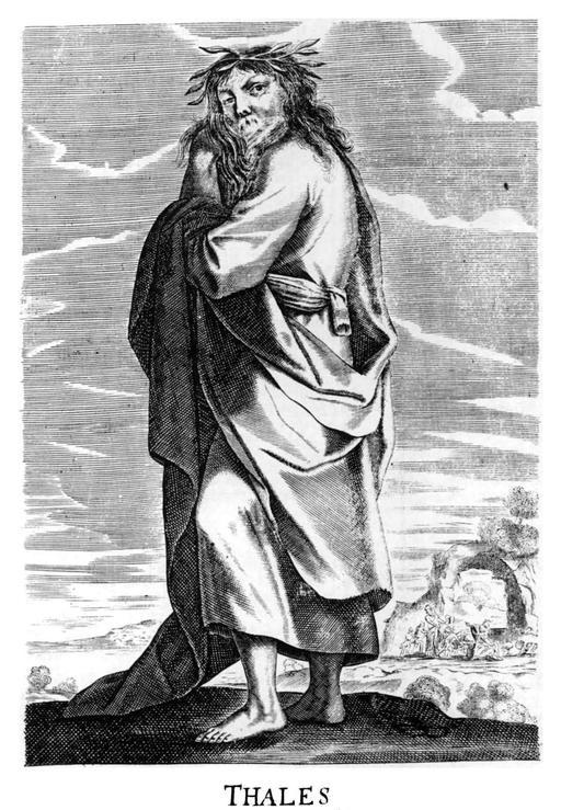 Statue de Thalès