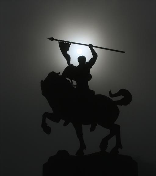 Statue du Cid à San Francisco