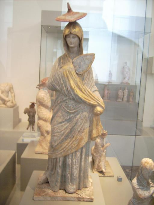 Statuette Tanagra
