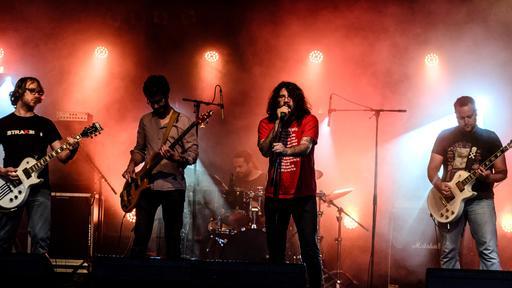 Strakelin à Brest pour la Fête de la musique 2016