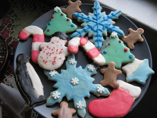 Sucreries de Noël