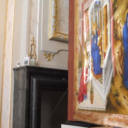 Surveillance au musée des beaux-arts de Dijon