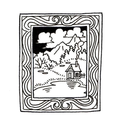 Ressources ducatives libres les ressources libres du projet abul du - Cadre photo dessin ...