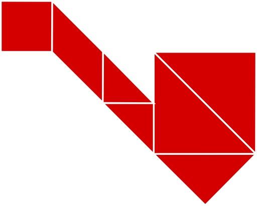Tangram 180 de Nevit