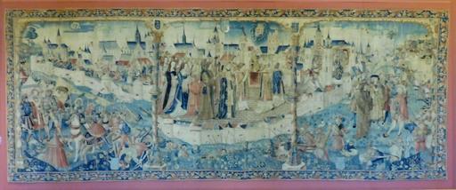 Tapisserie de Dijon en 1513