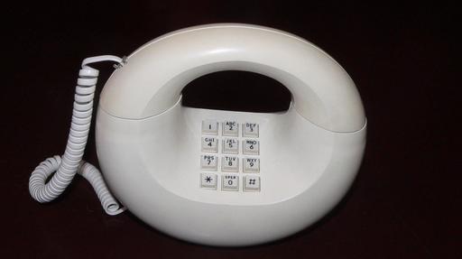 Téléphone des années 60
