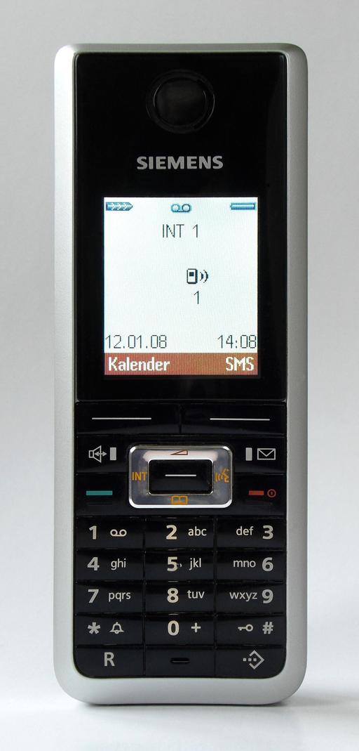 Téléphone portable sans fil