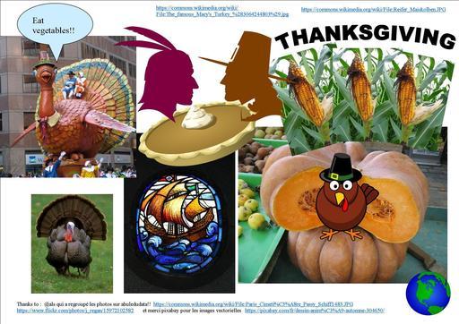 Thanksgiving et abulédu-data