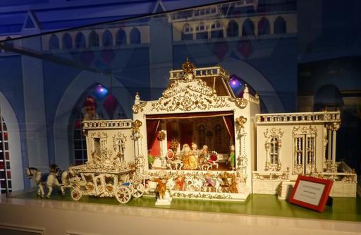 Théâtre baroque de Salzbourg au musée des automates