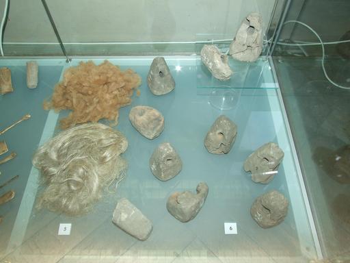 Tissage préhistorique du chanvre