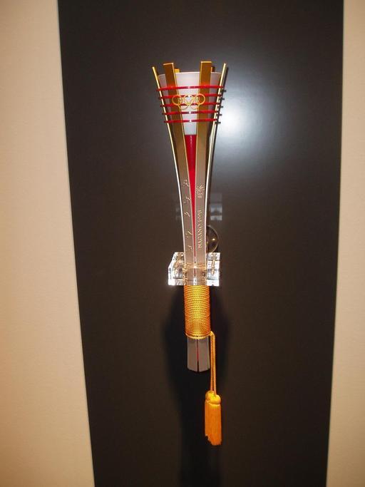 Torche olympique japonaise de Nagano