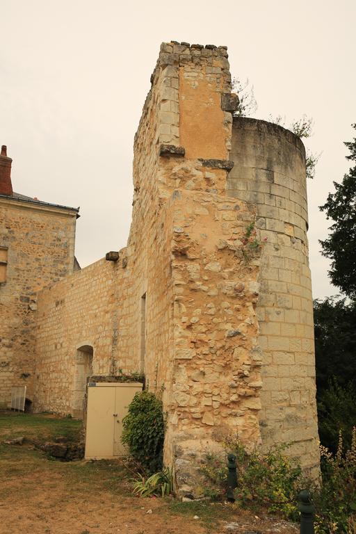 Tour du château de Sainte-Maure-de-Touraine