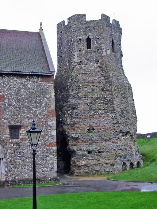 Tour romaine à Douvres