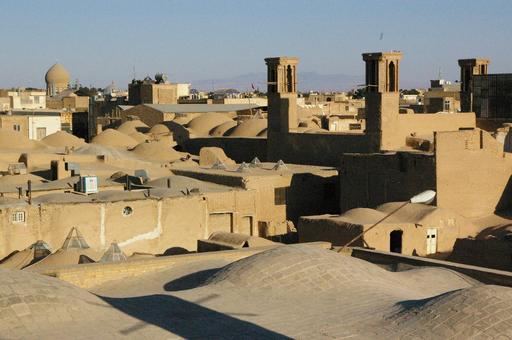 Tours à vent en Iran