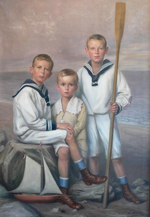 Trois frères