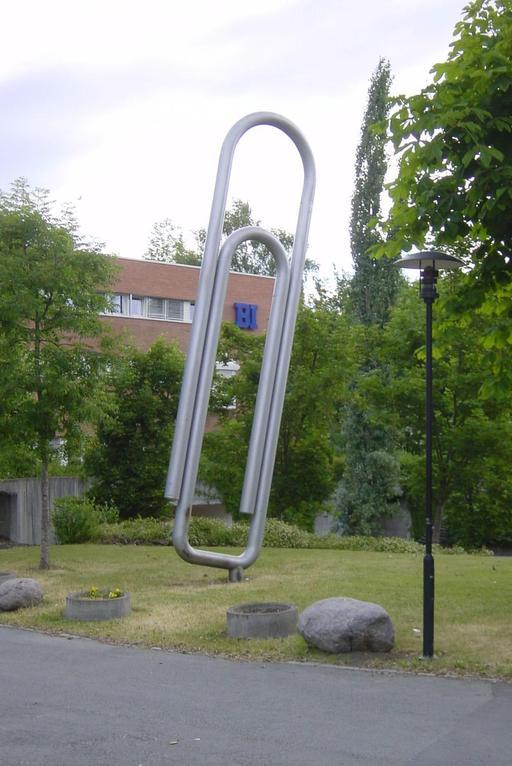 Trombone géant à Oslo