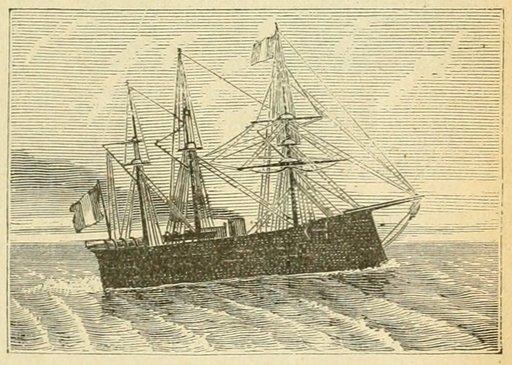 Un vaisseau cuirassé