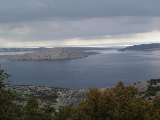Une des mille îles de Croatie