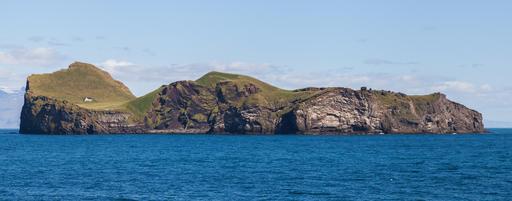 Une île en Islande