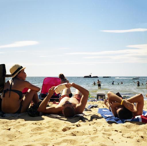 Vacances sur la plage