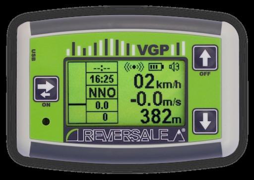 Variomètre avec GPS