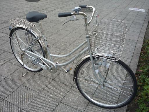 Vélo de ville japonais