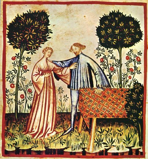 Vie quotidienne au Moyen Age : la joie