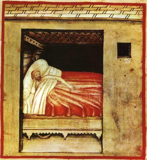 Vie quotidienne au Moyen Age : insomnie