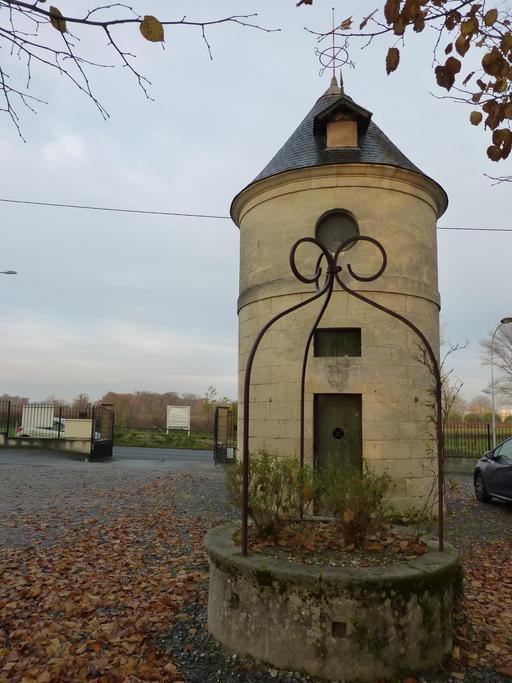 Vignoble de Luchey-Halde à Mérignac