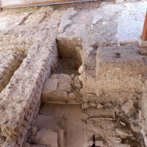 Villa gallo-romaine de Loupiac-33