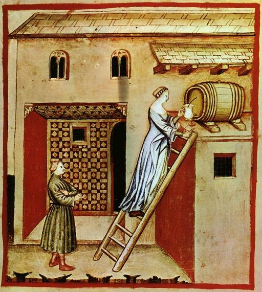Vinaigre médiéval