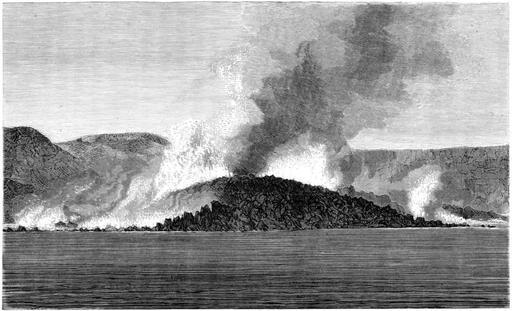 Volcans de Santorin