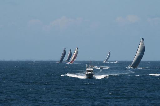 Volvo Ocean Race en 2012