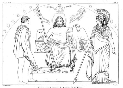 Zeus de l'Odyssée