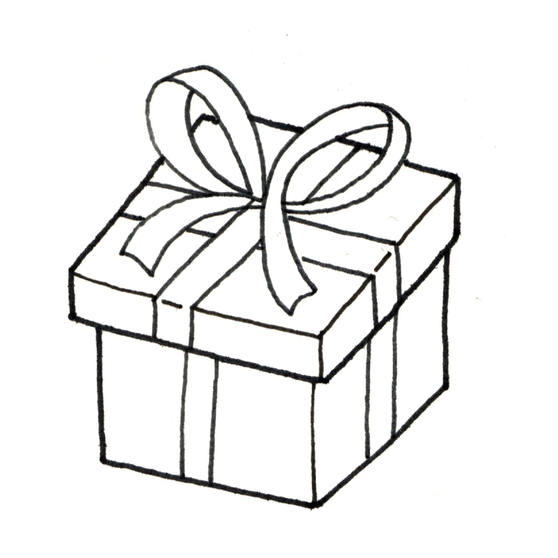 Ressources ducatives libres les - Dessin de cadeau ...