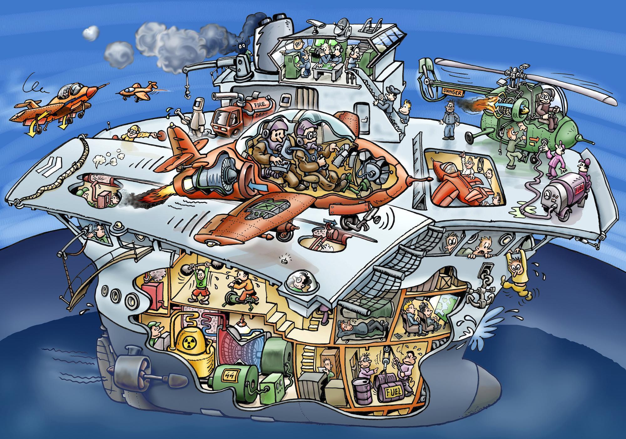 Ressources ducatives libres les - Dessin porte avion ...