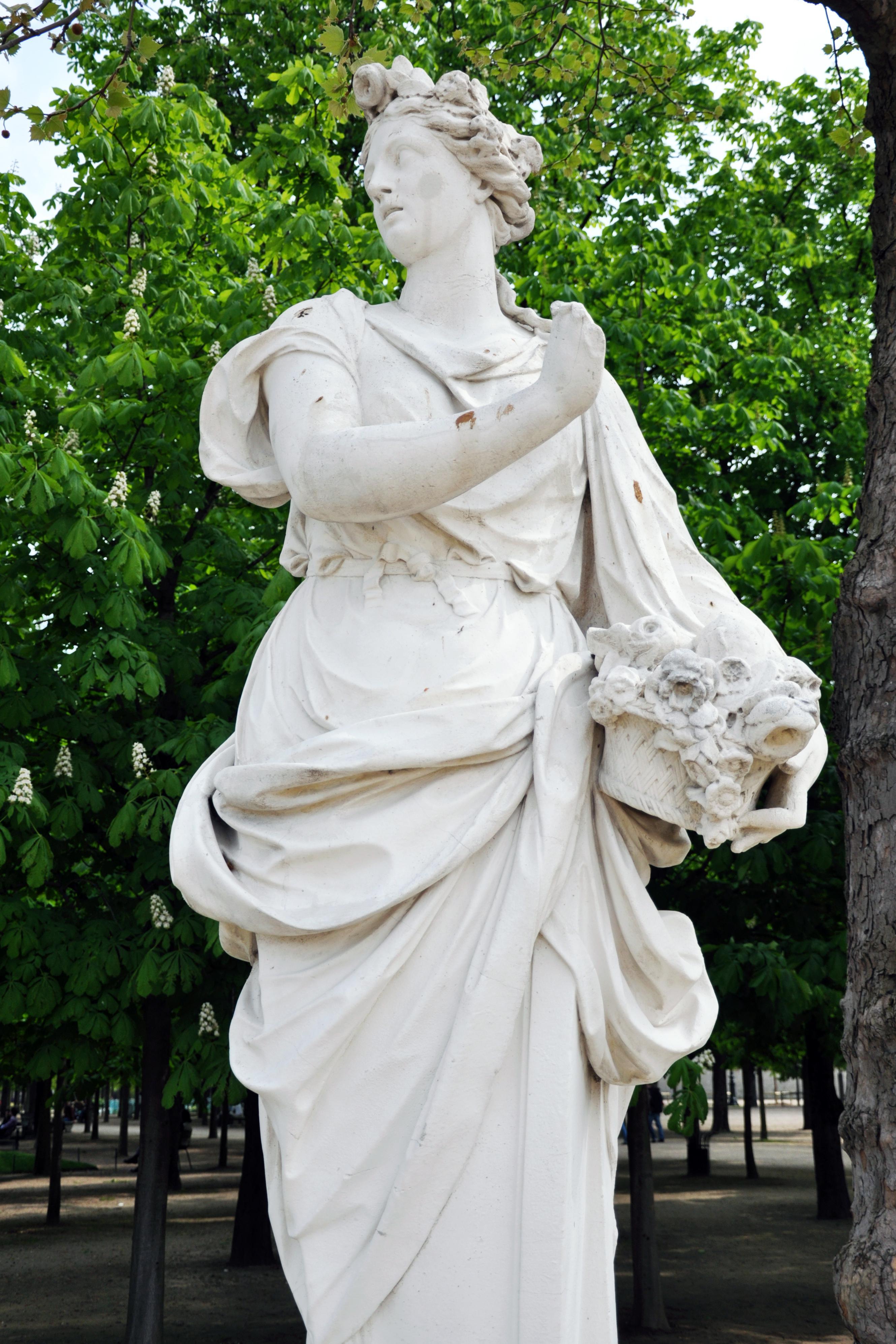 Ressources ducatives libres les for Au jardin des tuileries